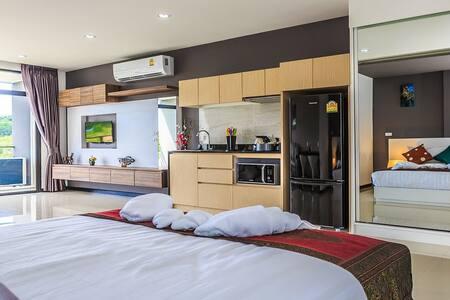 Nai Harn Condominium - Studio Apartment 60m2