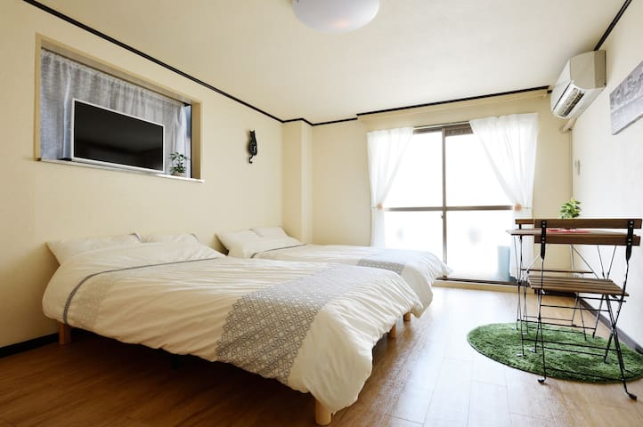 Namba 3 minutes!new open ! - 大阪市 - Appartement