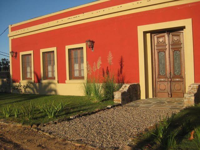 Bed & Breakfast La Casona Pueblo Eden  El Azul