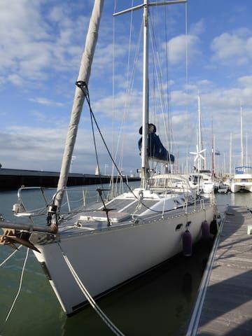 Voyage au bout du quai - La Rochelle - Barco