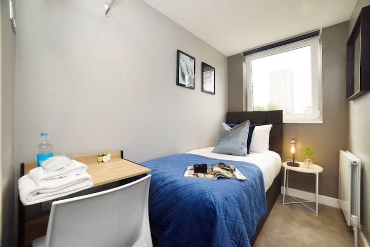 🇬🇧⭐ Clean & Modern Single Room In London ⭐ 🇬🇧