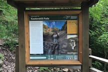 Hiking Trails are abundant in the area. I provide HIKING MAPS to guest's.