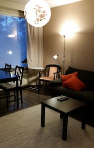 Peaceful apartment for Lahti World Ski Games 2017 - Hollola - Huoneisto