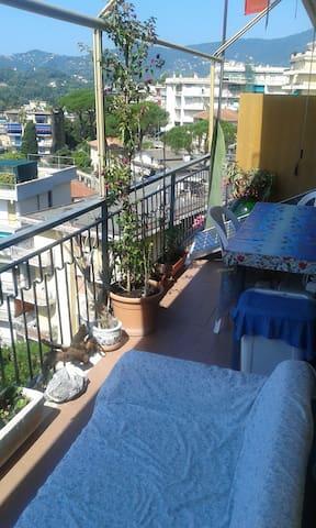 Apartamento Leonardo 8 km von Portifino - Rapallo - Flat
