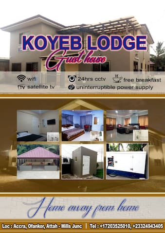 KOYEB Bed & Breakfast Guest House