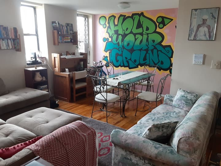 Cozy One-Bedroom - Bronx