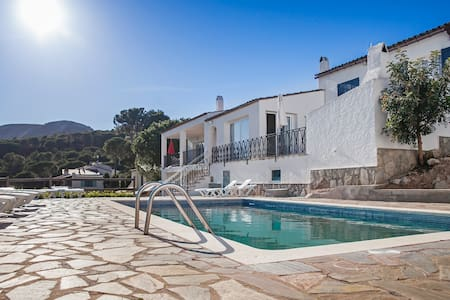 Holiday house with stunning views! - La Torre Vella - 獨棟