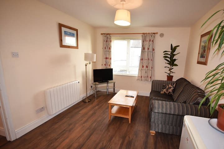 Centrally located Apartment (Double Room)