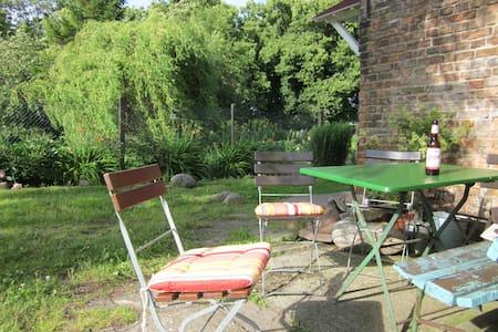 Ferienwohnung im Landhaus Neparmitz auf Rügen - Poseritz - Apartmen