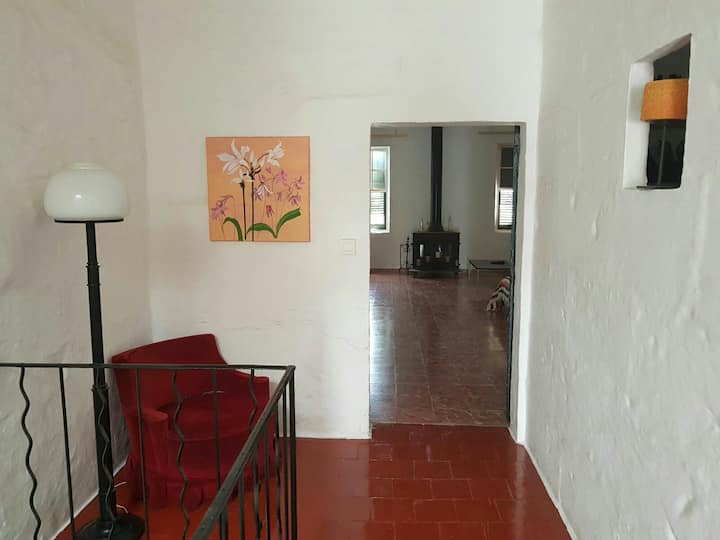 Habitación doble en el centro mahon