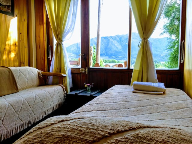Beautiful and well located cabin in Epuyen