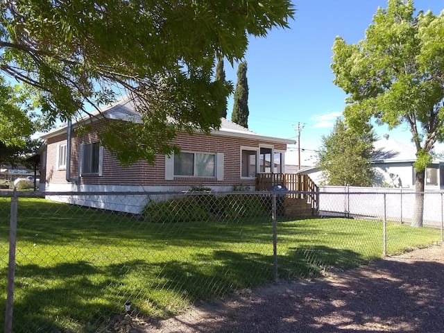 Private home on quiet street with great location
