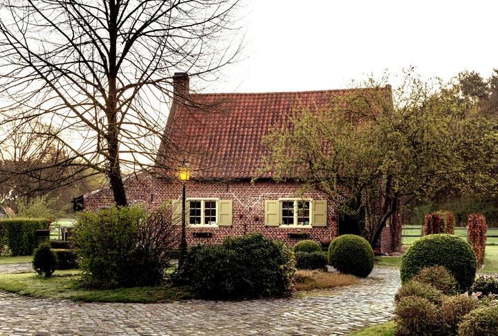 Prachtig vakantiehuisje voor 6 personen in Bosland