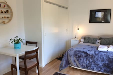 New self contained studio with ensuite