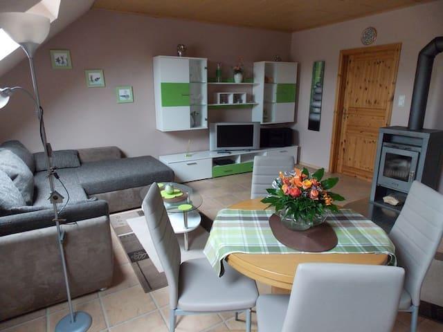 Ferienwohnung Haus Anja im schönen Glantal - Glan-Münchweiler - Selveierleilighet