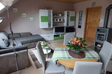 Ferienwohnung Haus Anja im schönen Glantal - Glan-Münchweiler