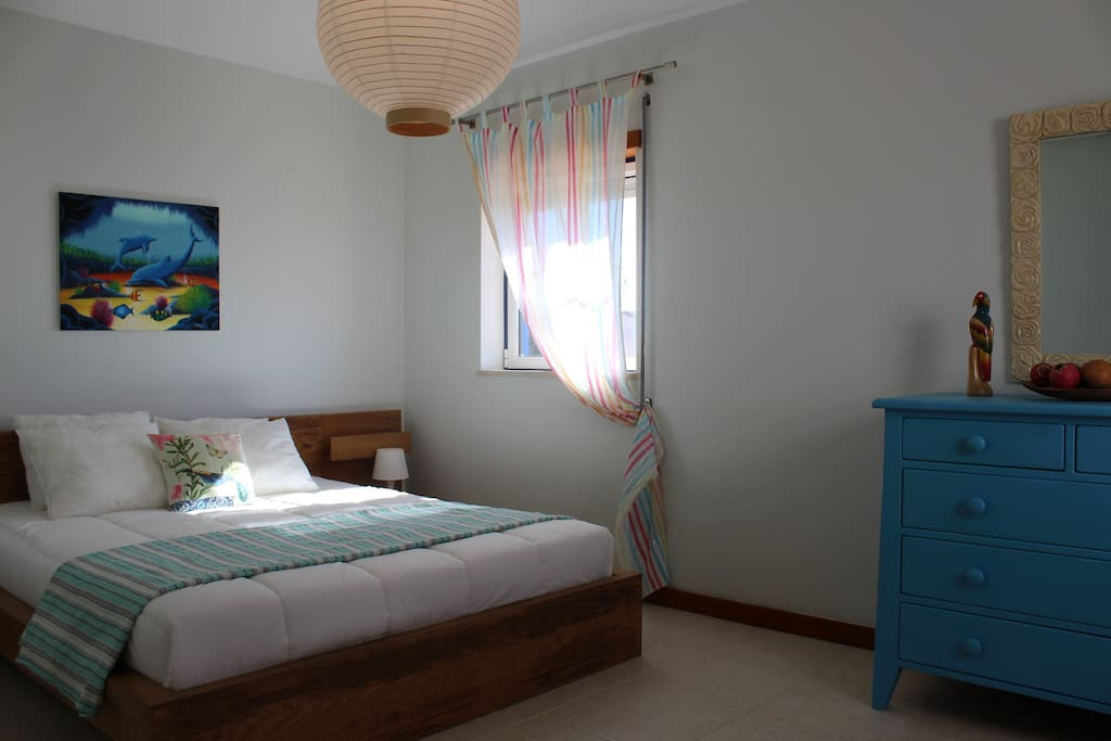 Double room nº1 with sea view