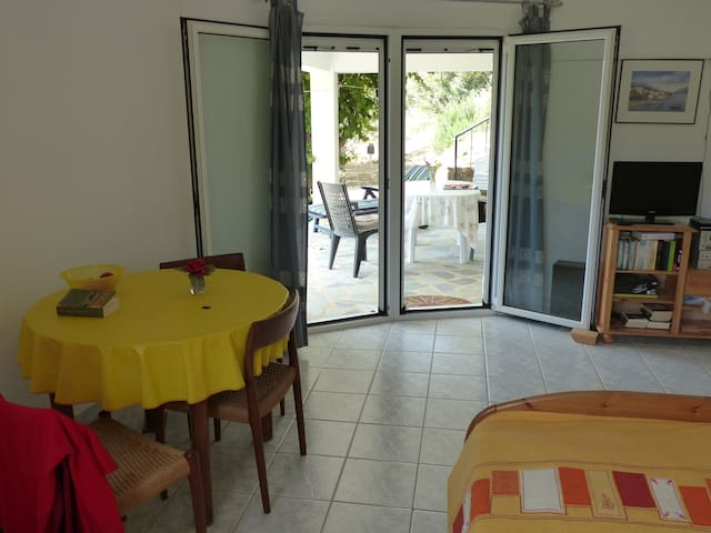 Best studio for families, Greece, Foinikounda - Foinikounta - Apartment