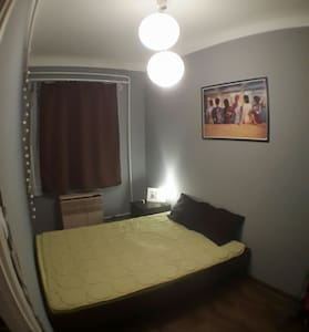Friendly, clear flat with small garden near subway - Budapest