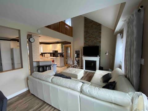 Charmante maison au cœur de la ville de Val-d'Or