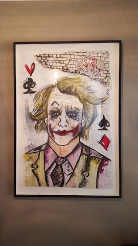 The Joker...
