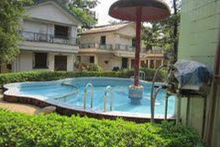 Flats Houses Villas With A Pool In Lonavala Airbnb Maharashtra India