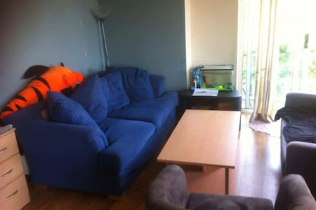 Big Sofa 5 mins walk from deansgate - Apartmen