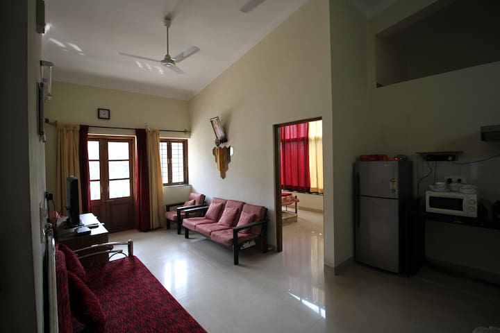 1 Bedroom studio apartment - Calangute - Lejlighed
