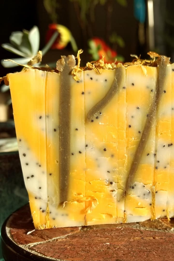 Luxury natural soap you can make!