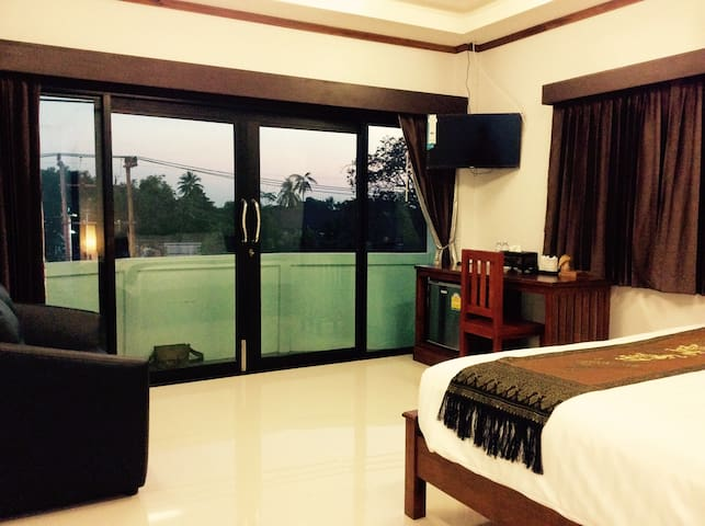 Superior King size bed room - Mueang Sukhothai - Leilighet