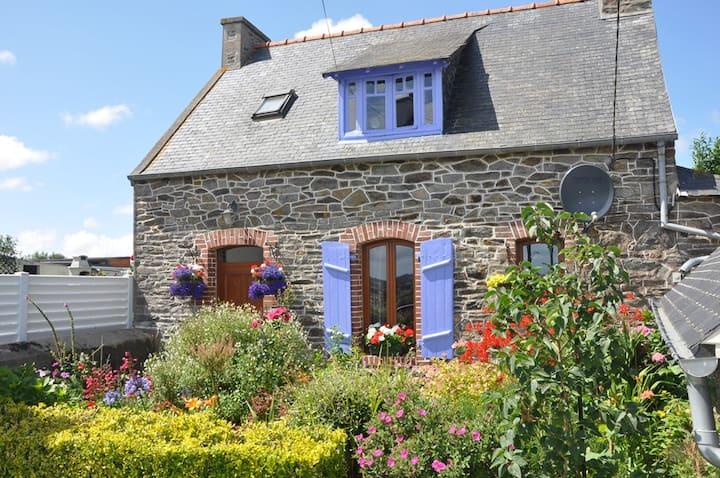 Gite en granite typique Breton