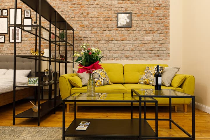 ❤️ Stylish Flat in the Heart of Historical Center