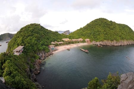 3D2N Halong bay + Bungalow on Monkey Island - Hanoi