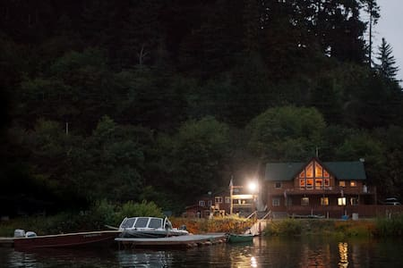 Gold River Lodge (PNW) - Klamath - Casa