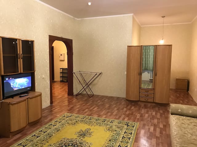 Большая квартира 61 кв.м. Нижневартовск рядом с ЖД