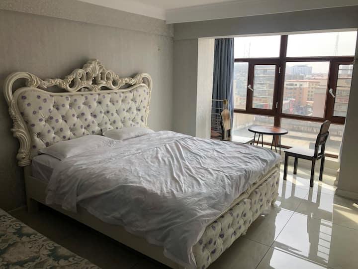 名仕公寓欧式大床房