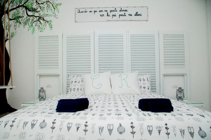Holiday home in the historic center - Trani - Casa