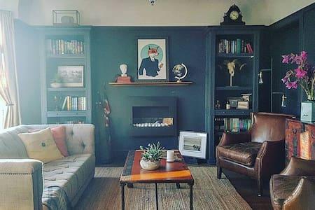 Handsome Marina Apartment - San Francisco - Apartment