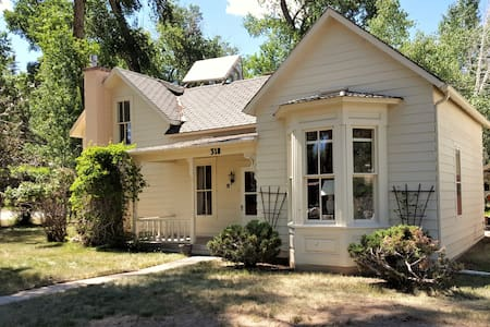 Victorian on Cottonwood Creek - Buena Vista
