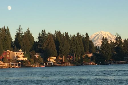 New and cozy guest suite Lake Tapps - Bonney Lake - Guesthouse