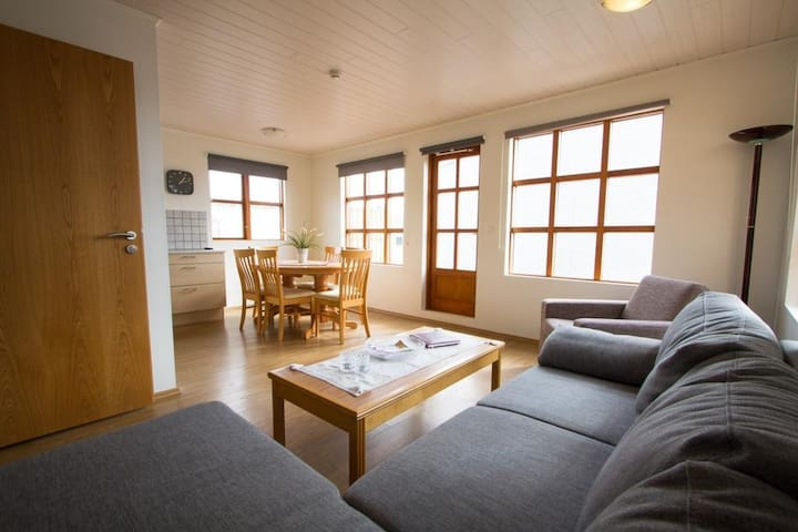 Nice Two Bedroom Apartment In A Beautiful Fishing Village - Remote Drangsnes