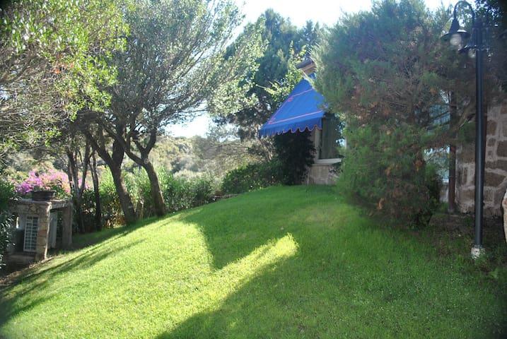 splendida villa costa smeralda - Baia Sardinia - Villa