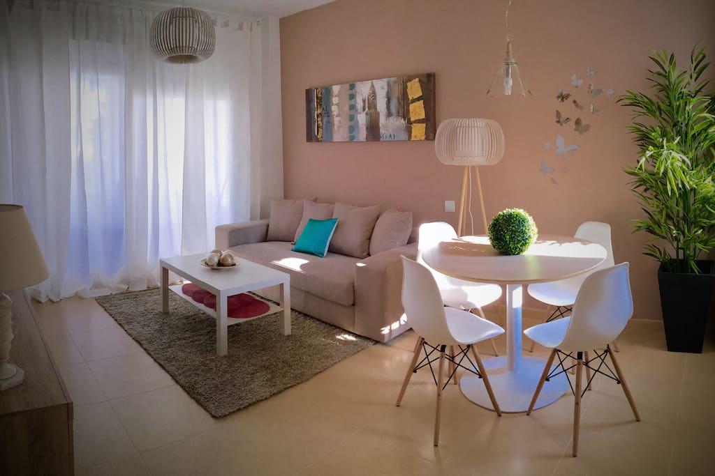 Lujoso apto 2 hab terraza y jard n apartments for rent for Alma de jardin pacheco