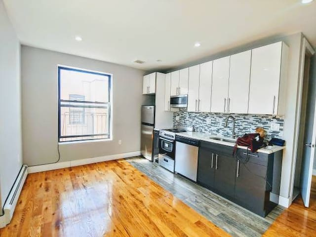2 Bedroom apartment at Upper West side
