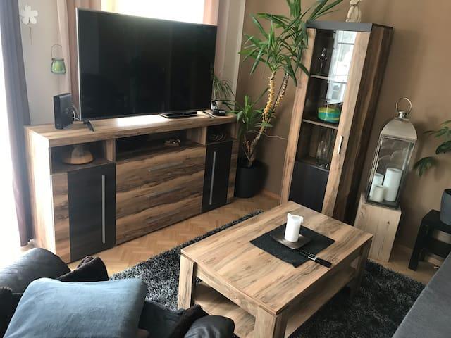 Traumhafte Wohnung, gehobene Ausstattung auf 80 qm