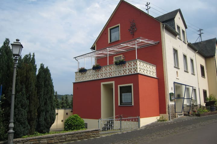 Charming Holiday Home in Bremm Eifel with Garden