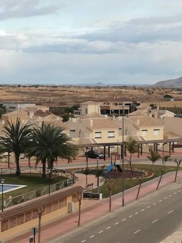 Habitación urbanización privada