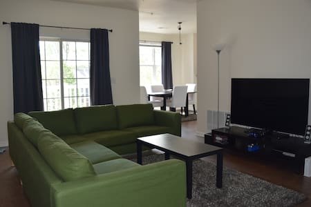Spacious Apartment Minutes from DC Metro Station - 银泉 - 公寓