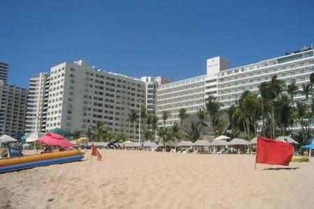 Hermoso departamento con vista al mar - Acapulco