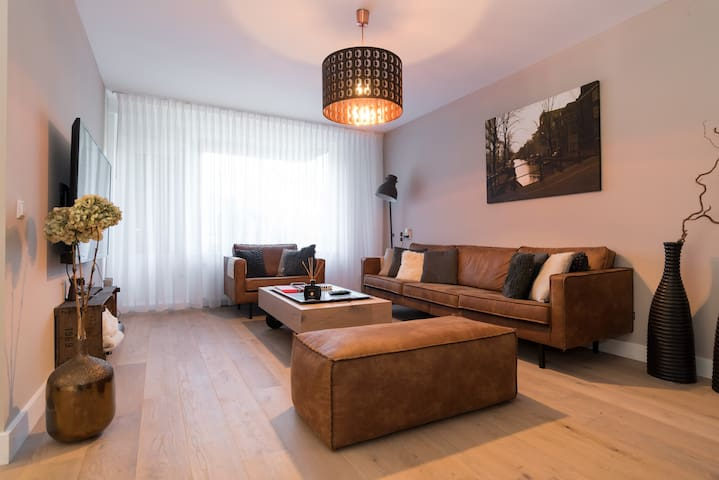 Nice apartment close to Amsterdam city